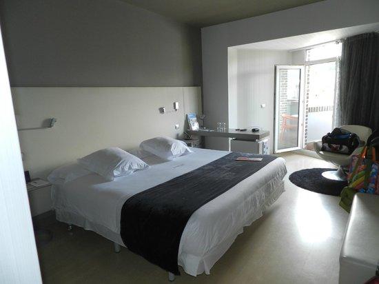 Barcelo Costa Vasca: habitación