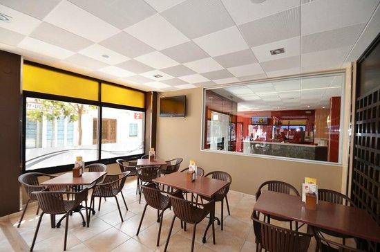 azuLine Hotel Llevant: Bar