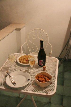 Pensione Casa Guadagno : Room Balcony