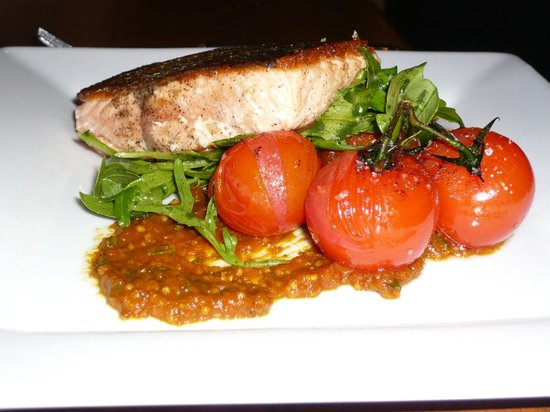 Sunrise Cafe: Swordfish