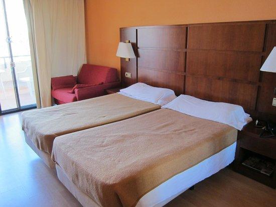 Hotel Gala : Zimmer 226