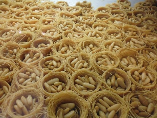 halua - Picture of Habibah Sweets, Amman - TripAdvisor