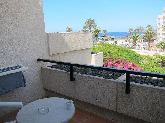 Hotel Gala : Aussicht aus Zimmer 226