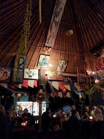 Napi Orti Ubud: Art & culture
