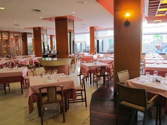 Hotel Gala : Speisesaal