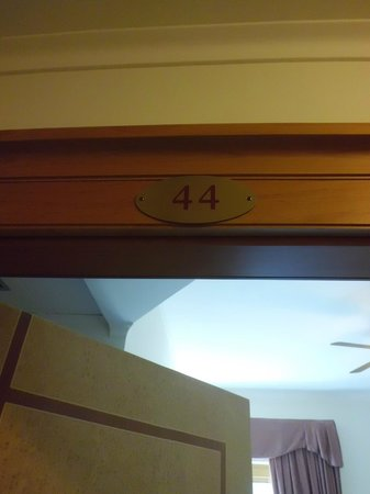 Hotel Savoia : Room 44