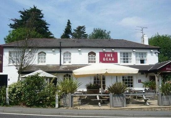 The Bear pub and restaurant, Noak Hill, Romford