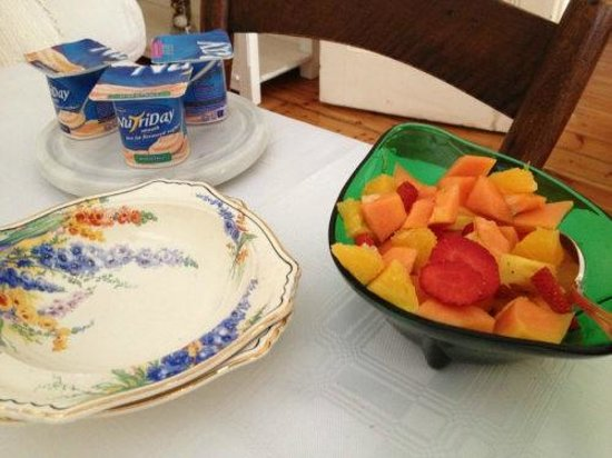 Tancredi B&B: Breakfast