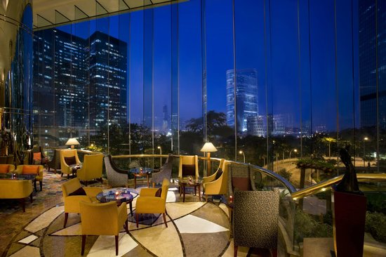 JW Marriott Hotel Hong Kong: The Lounge