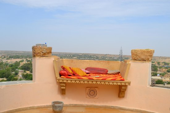 Desert Boys Guest House : nice view