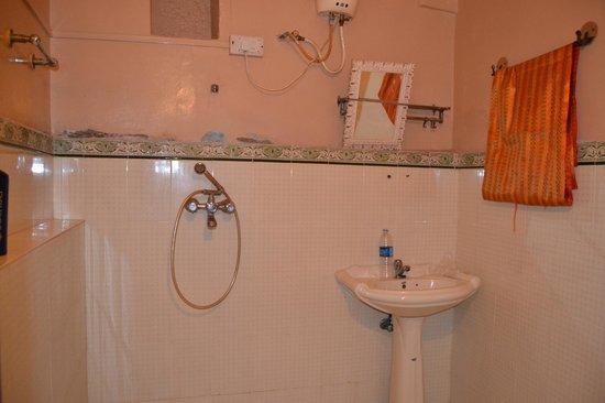 Desert Boys Guest House : bathroom