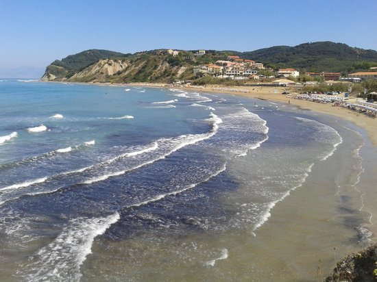 Thomas Bay: san stefanos beach