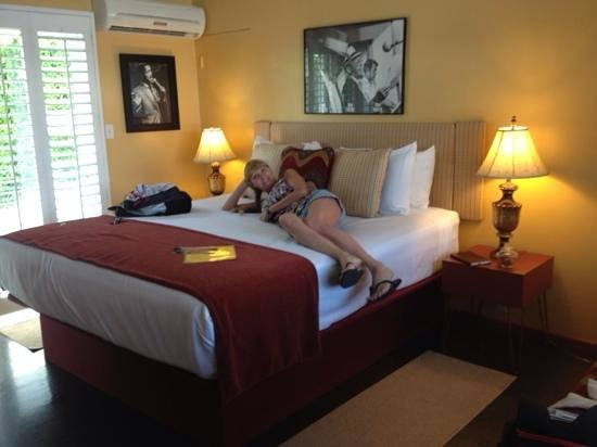Palm Springs Rendezvous : The Crooners room