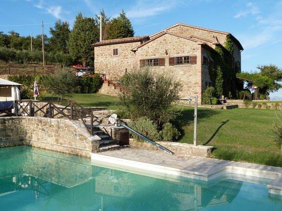 Casa Panfili: wonderful pool
