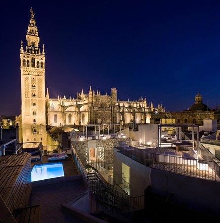 La Terraza Restaurante Panoramico De Eme Seville Menu