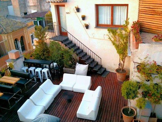 One day in seville travel guide on tripadvisor - Terraza hotel eme ...