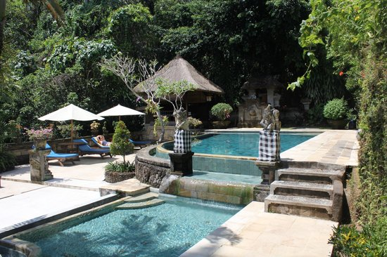 Alam Indah: Fantastic pool area