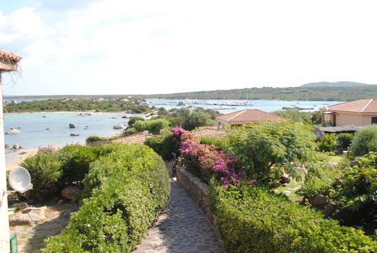 Baia de Bahas - Apartments & Resort : vista desde la terraza