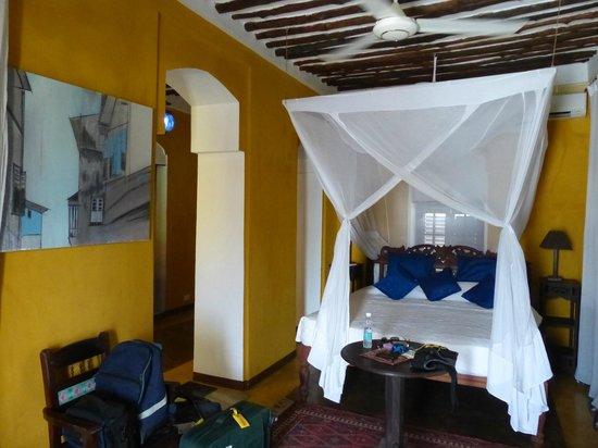 Kholle House: Chambre