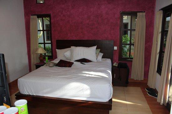 Puri Sading Hotel: Deluxe Garden Room