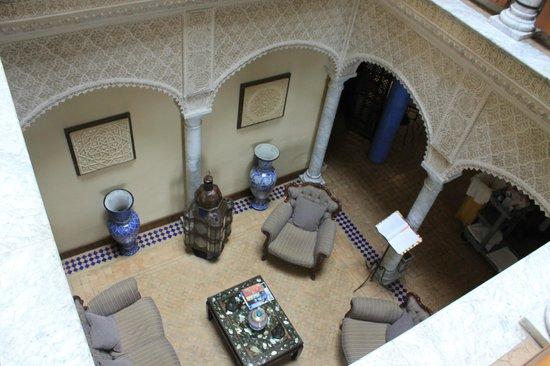 Alcoba del Rey de Sevilla Boutique Hotel: hall