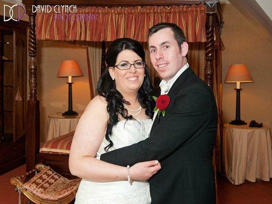 Kilcoran Lodge Hotel: Bridal Suite