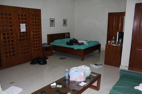 Garden View Resort: Deluxe room