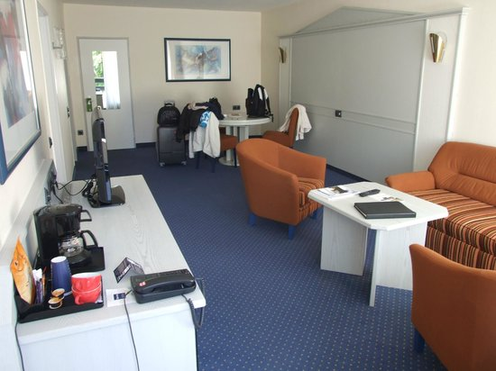 Dorint Resort Arnsberg/Sauerland: Vue d'ensemble salon