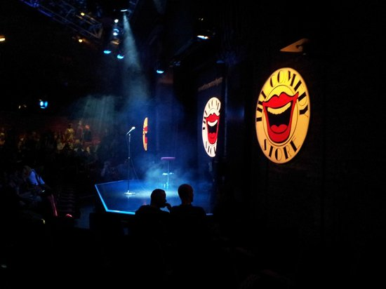 The Comedy Store: Waiting for the first act