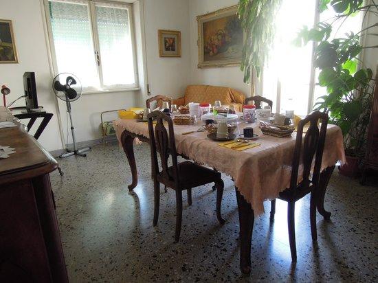 Casa del Sole: soggiorno