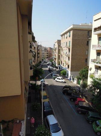 Casa del Sole: dal balcone