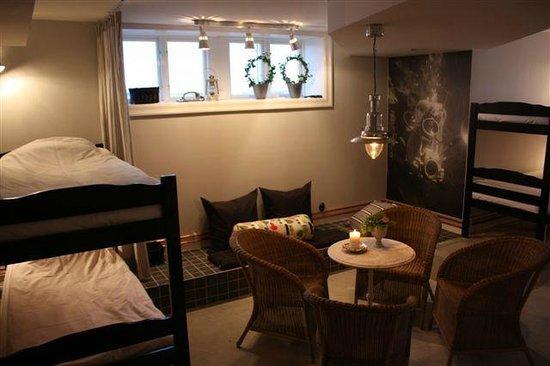 Strand Hostel & Hotel : Standard room for divers