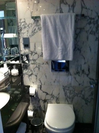 The Marylebone: Compact with large shower