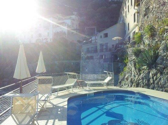 Ravello Art Hotel Marmorata, BW Premier Collection: il pool