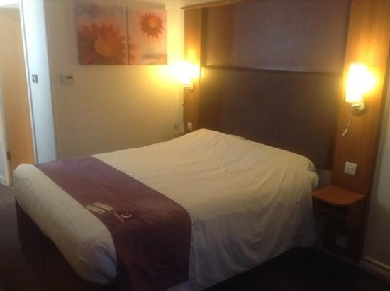 Premier Inn Birmingham (Great Barr/M6 J7) Hotel: great bed, fantastic nights sleep