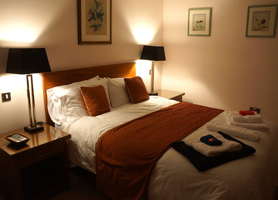 The Lyn Valley Hotel: Double Room (Room 3)