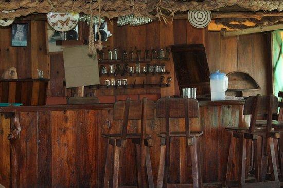 Campamento Boca De Tigre: Salon comedor