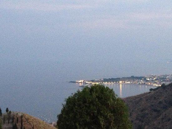 Villa Costanza Bellavista: View from Curioso apt