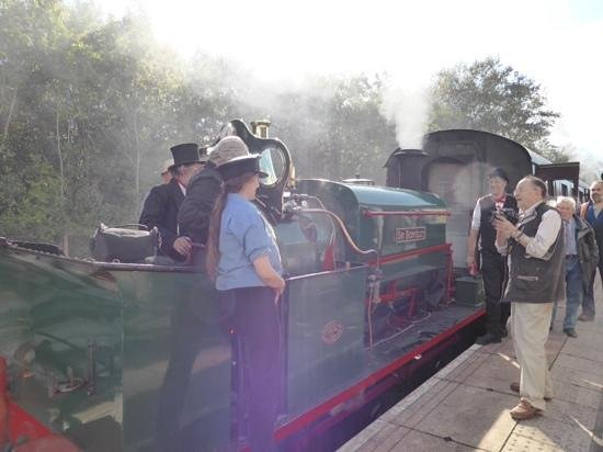 Ribble Steam Railway: Sir Berkeley