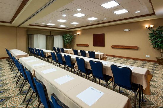 Hampton Inn Logan: Meeting room