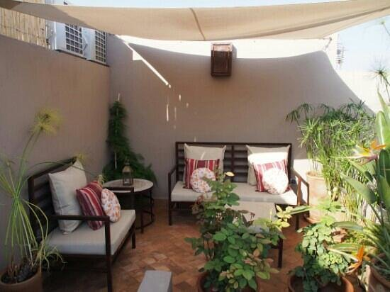 Riad Vanilla sma: Terrace