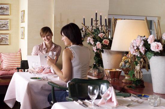Hotel Edelweiss: Speisesaal