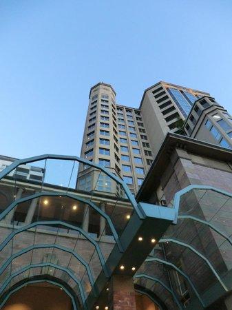 Novotel Sydney Central: シドニーセントラル駅からすぐです。
