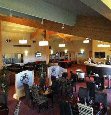 Praa Sands Holiday Park Restaurant