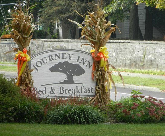 Journey Inn Bed & Breakfast: Welcome to Journey Inn