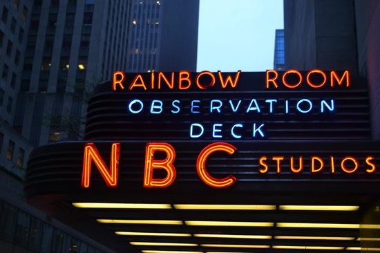 The Tour at NBC Studios: NBC