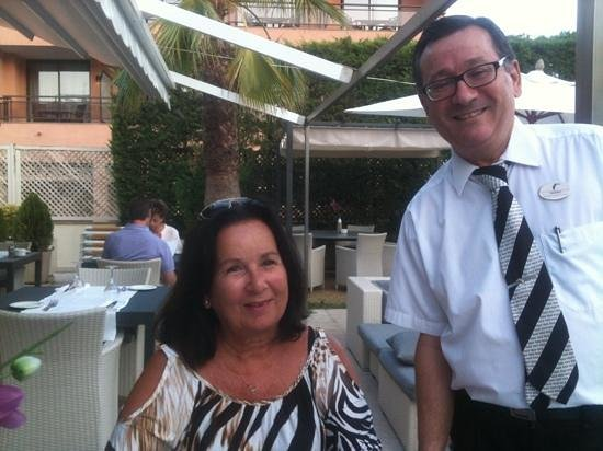 Hotel Barcarola : vrolijk, klantgericht, gastvrij