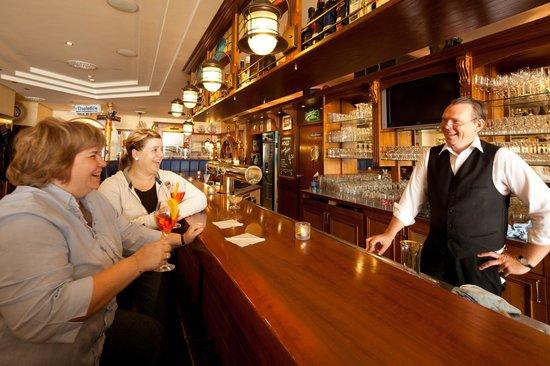 Hof Sierksdorf: Bar/Tresen