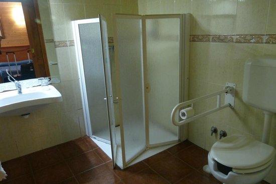 La Cabana: Bathroom