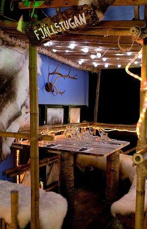 "Kontiki Slottsskogen: ""The Cabin"""